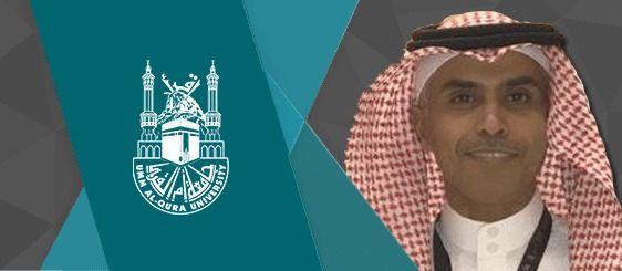 سعادة الدكتور أحمد بابلغيث مشرفًا على أعمال وكالة الجامعة للشؤون التعليمية